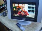 "#2 Samsung LN-1550P 15.5"" LCD TV bundle w Remote"