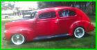 1940 Ford Tudor Sedan Deluxe  1940 Ford Tudor Sedan Deluxe 350 Crate Engine w 9k Mi Automatic Steel Body