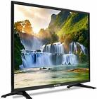 "LED TV 32"" HDMI 720p USB Port High Contrast Sharp Picture Quality HQ"