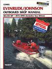 Clymer B736  Clymer Manual, Evin/jhnsn 48-235 Hp Ob 73-90