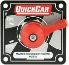 QuickCar 55-012 Silver Complete Master Disconnect Emergency CutOff Switch 2 Post