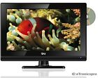 "TV 15.6"" 15"" LED QUANTUM FX TELEVISION w/ ATSC/NTSC TUNER & BUILT-IN DVD PLAYER"