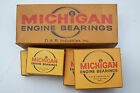 Volkswagen main bearing set - Michigan Bearings 1213 k STD - 4213m - ms 822 AL