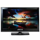 "15"" LED LCD FULL HDTV 1080P TV/TELEVISION 12V CORD OPERATED AC/DC CAR/RV/BOAT"