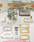 Honda Accord 86-89 Weber conversion kit w/genuine 32/36 European Weber