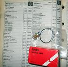 Lucas Backup Switch SNU505. 1979-1984 VW Jetta, Rabbit, Scirocco 5 Speed ---