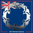 Rear Brake Disc Honda XL1000 VA Varadero ABS 2004-2006 04-12