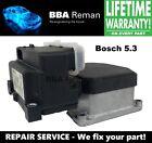 Saab Audi Volkswagen Bosch 5.3 ABS Anti Lock Brake Module Repair Service