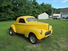 Willys : coupe willys 1941 willys coupe steel car