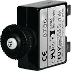 CIRCUIT BREAKER PUSH BUTTON RESET ONLY 7 AMP BLUE SEA SYSTEMS 7053