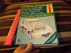 Haynes Repair Manual General Motors Lumina, Silhouette transport 1990-95 #38035