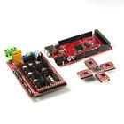 RepRap RAMPS1.4 kit with Arduino compatible MegaR3,4pcs StepStick driver A4988