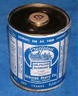 GENUINE PARTS CO. PRECISION VINTAGE OIL FILTER 40s 50s FORD CAR TRUCK TRACTOR