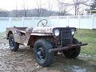 Willys : Ford GPW WWll 1943  Willys-Ford GPW Jeep