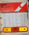 NOS Lucas Front Side Marker 56798.  1977- on Triumph TR7 & TR8 ---