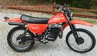 Suzuki : Other 1980 suzuki ds 250 enduro very nice original vintage bike ahrma or collector