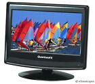 "PORTABLE 13"" LCD LED HD HDTV TV TELEVISION AC/DC 12V POWER CAR/BOAT/RV/CAMPING"