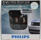 Running Light Bulb-CrystalVision Ultra - Special Twin Pack PHILIPS 9005CVS2