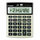 Canon LS100TSG Mini-desktop Calculator LS-100TSG