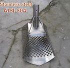 """Big Sand Scoop """" 6-GRANIK  10m"""" Metal Detector Tool from Genuine Stainless Steel"""