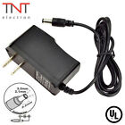 UL Listed 12V DC 1Amp Power Supply Switch Adapter CCTV Security System Camera