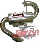 Super-Q Silencer/Exhaust Polaris 600 RMK/Switchback 02-05