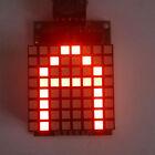 88 Square Matrix Red LED Display dot Module 74hc595 for Arduino UNO MEGA DUE MCU