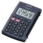 Casio HL-820LV-BK Portable Type Calculator HL820LV Black