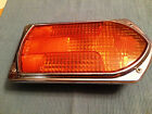 Used Maxim Fire Truck Amber Arrow Directional Light Assembly