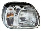 Headlight Front Lamp Fits Left NISSAN March Micra Hatchback 1992-2000