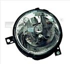 Headlight Front Lamp Fits Left VW Lupo 1998-2005