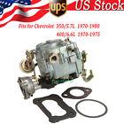 Carb Carburetor Type RochesteFit Chevrolet Engine 350 17054616 350/5.7L 400/6.6L