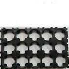 2x18650 Battery 3x5 Cell Spacer Radiating Shell EV Pack Plastic Heat Holder 18.4