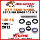 All Balls 25-1552 KTM 125SX 125 SX 1995-2012 Rear Wheel Bearing Upgrade Kit