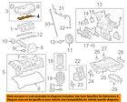 TOYOTA OEM Intake-Manifold Plenum Gasket 1717631130