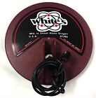 """Whites 8"""" Concentric Prizm Metal Detector Search Coil Loop 801-3221"""