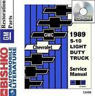 Bishko Service Manual DVD 12456