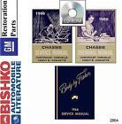 Bishko Service Manual DVD 2864