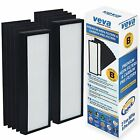 Premium 2 HEPA Filters and 8 Pack of Pre-Filters compatible with Germ Guardian B