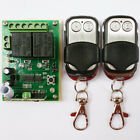 DC12V DIY RF Wireless Remote Control Universal Relay Application Home Automation