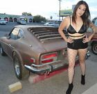 1973 Datsun Z-Series Fairlady 1973 Datsun 240z 4 spd great docs A/C AZ survivor barn find Fairlady Nissan