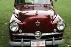 1952 Other Makes  1952 Crosley Station Wagon - Red - RARE ONE PIECE DOOR!