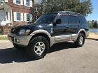 2002 Mitsubishi Montero  2002 Mitubishi Montero Limited 4x4 - Lifted! - Great for camping or commuting!