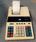 Vintage Sanyo CY-5000DP Electronic Calculator Works