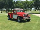 1963 Willys  1963 Willys Jeep Pickup Truck