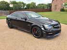 2014 Mercedes-Benz C-Class C63 AMG 507 Coupe 2014 C63 AMG Coupe Edition 507