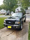 2008 Ford Ranger FX4 2008 Ford Ranger FX4 Extended Cab Pickup 4-Door 4.0L