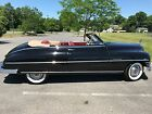 1949 Packard 2232 convertible Packard 1949 Convertible Super Eight Victoria 2 Door Six Seat