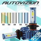 2X 488W 9004 HB1 LED Headlight Bulbs High Low Beams 48800LM Lights 6000K Lamps