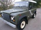 1991 Land Rover Defender 90 **REDUCED** 1991 Land Rover Defender 90 2 Owners Green Car